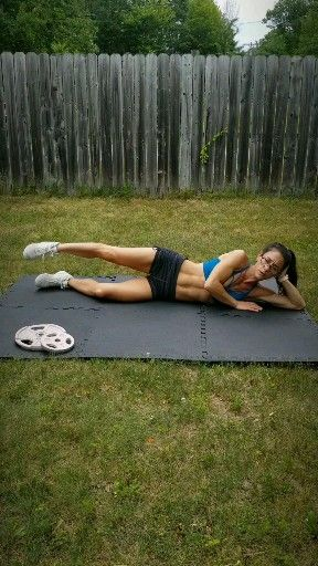 Strengthen your core and tone your inner thighs fast with this killer exercise – Fitness