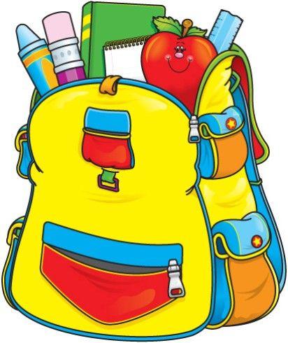 vacation clip art | School Bag Clip Art: Schools Bags, Search, Clip Art Schools, Bags Clip, School Bags
