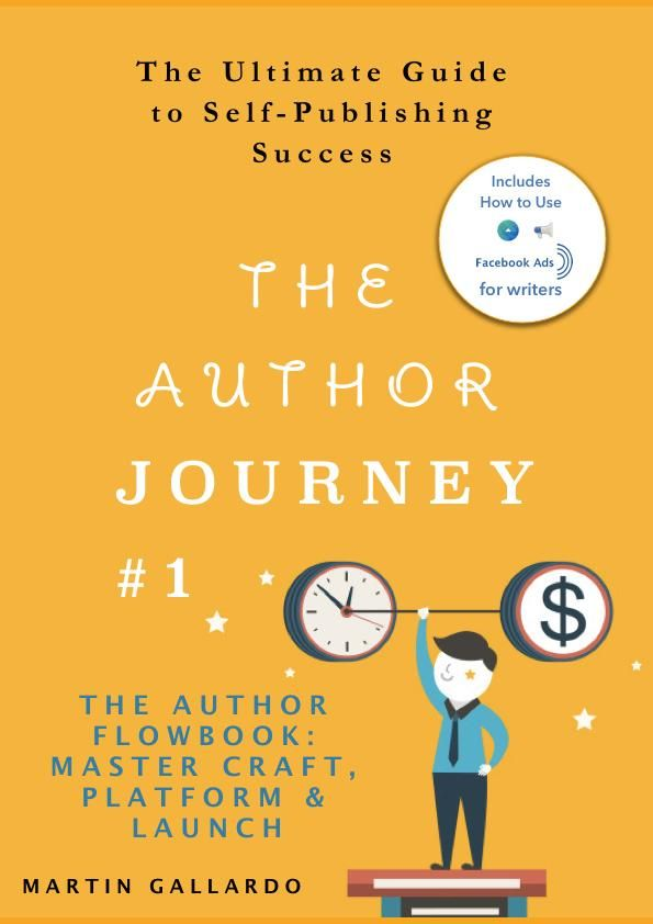 The Ultimate Guide to Self-Publishing Success: Master Craft, Platform and Launch (The Author Journey Series #1) #writersofinstagram #writer #writerscommunity #selfpublishing #bookcoverdesign