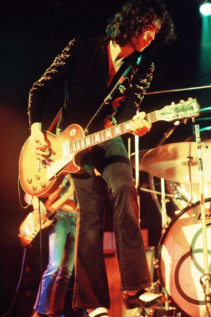 """Led Zeppelin, 1971 "" © Michael Putland"