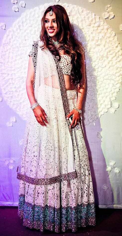 Real Brides Real Style : Payal Shah| WeddingSutra.com