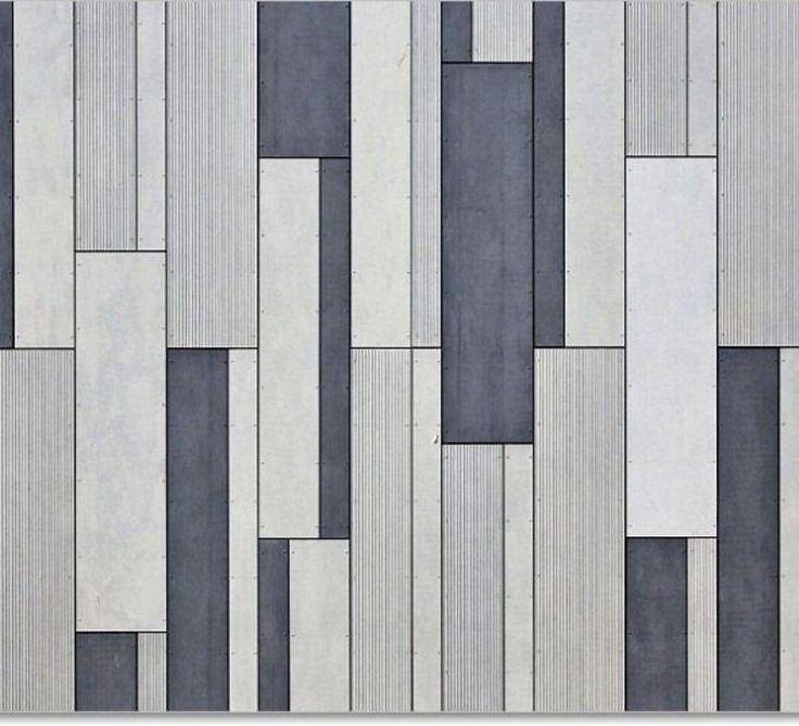 Equitone S Facade Panel Linea Is A Unique 3d Shaped