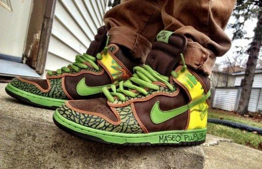 Andres Hernandez Nike SB De La Soul 540x348