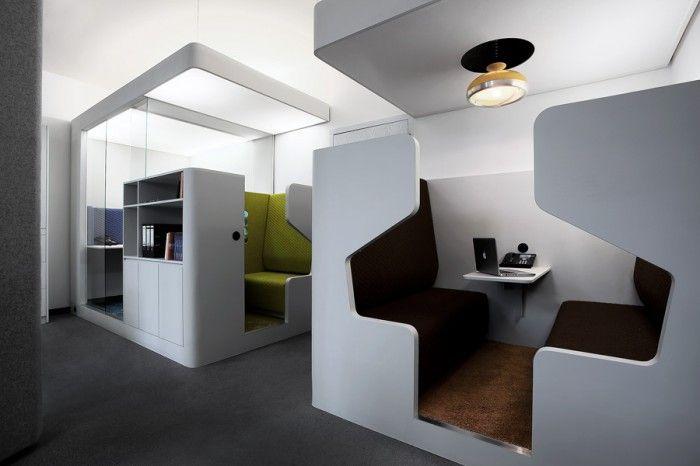 KINZO Berlins Flexible Office Pilot