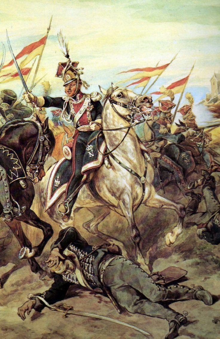 Chevauxleger polaco, de Juliusz Kossak Más en www.elgrancapitan.org/foro
