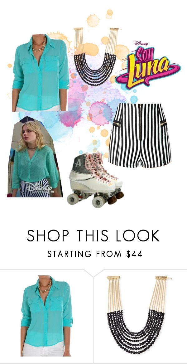 """""""soy luna"""" by maria-look on Polyvore featuring Humble Chic and Rosantica"""