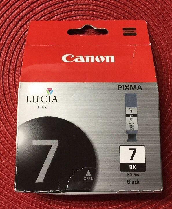 Canon 2444B002 (PGI-7) Ink Tank, Black (CNM2444B002) #Canon
