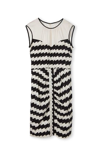 Country Road   Wave Print Dress   $279