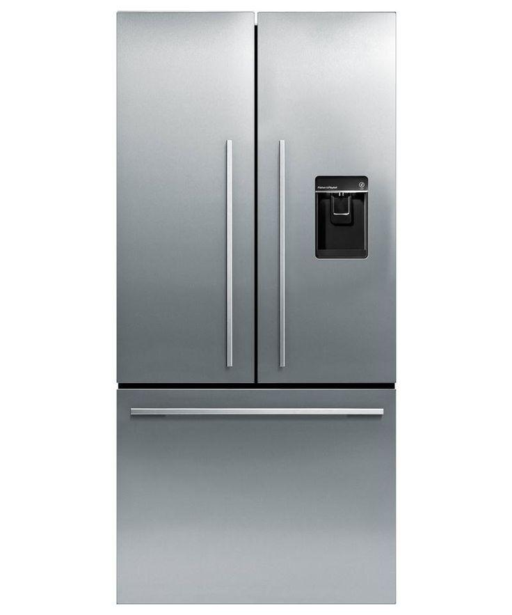 RF522ADUSX4 - ActiveSmart™ Fridge - 790mm French Door with Ice & Water 519L                                  - 24186