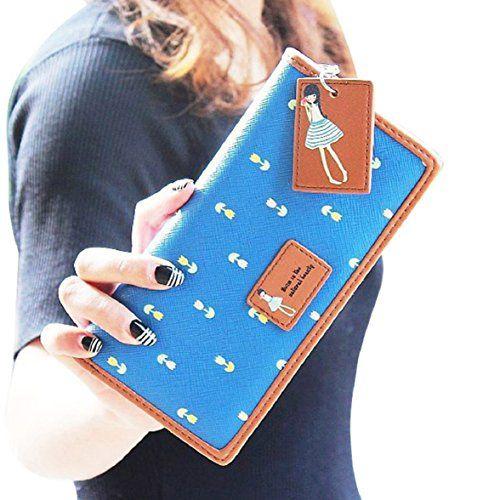 Vovotrade(TM) Hot Sale!! Elegant Lady Women Long Purse Clutch Wallet Zip Bag Card Holder (blue) Vovotrade(TM) http://www.amazon.com/dp/B00PGHC69A/ref=cm_sw_r_pi_dp_LoFTvb0QA8AMK