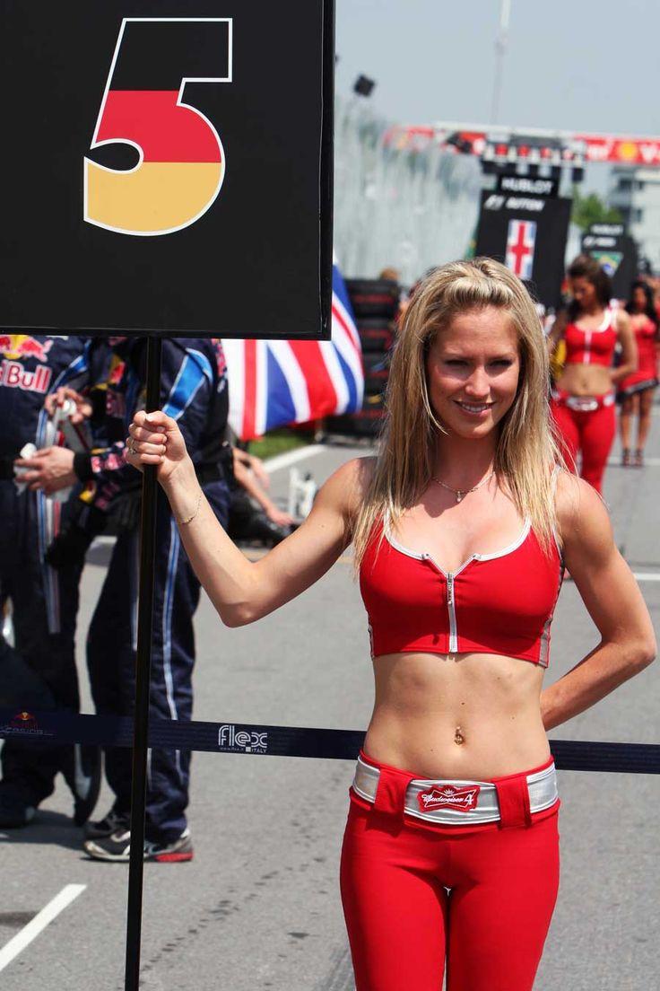Formula 1 Grid Girls! - Kevin Magnussen Fan