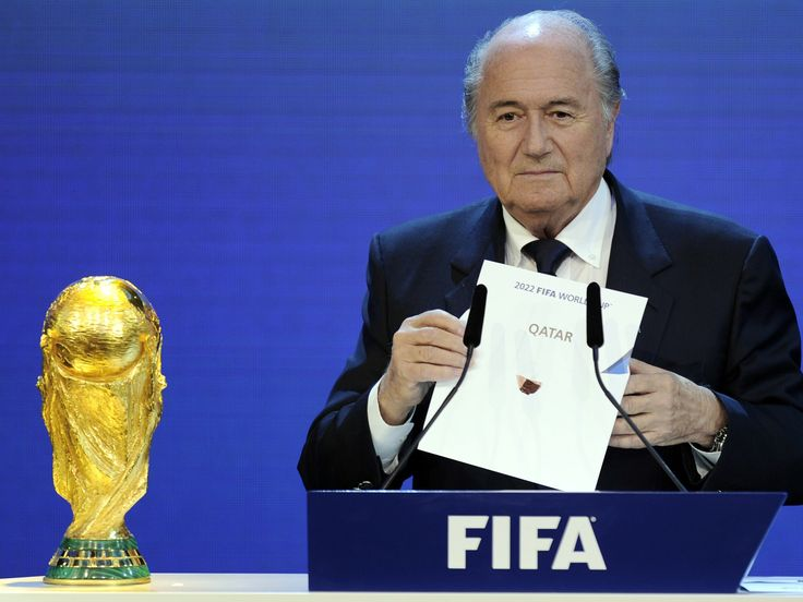 Fifa to publish Michael Garcia's corruption report into 2018 and 2022 World Cup bidding 'where legally possible' - THE INDEPENDENT #Fifa, #MichaelGarcia, #WorldCup
