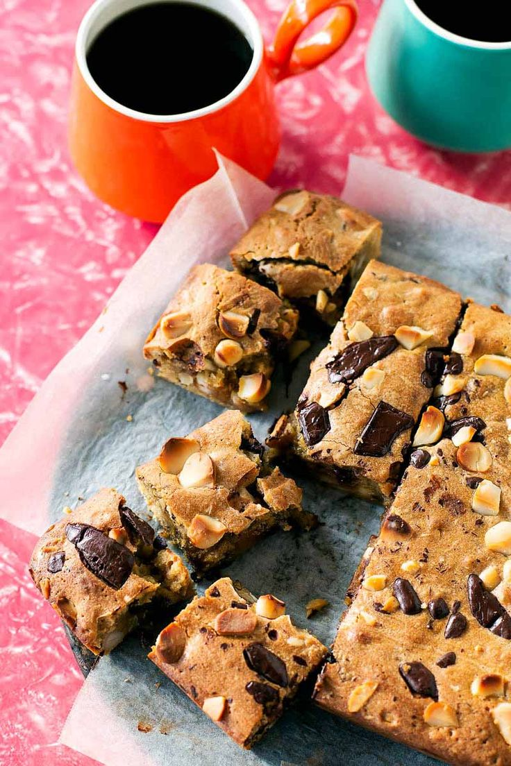 1000+ images about Brownies and Bars on Pinterest | Brownies, The ...
