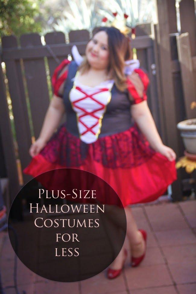 AlessandraGonzalez.Com: Plus Size Halloween Costumes   Disfraces En Tallas Extra (Queen of Hearts)