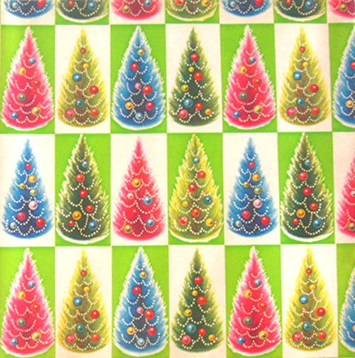 vintage wrapping paper | Comments on Vintage Christmas Wrapping Paper , last added: 12/10 ...