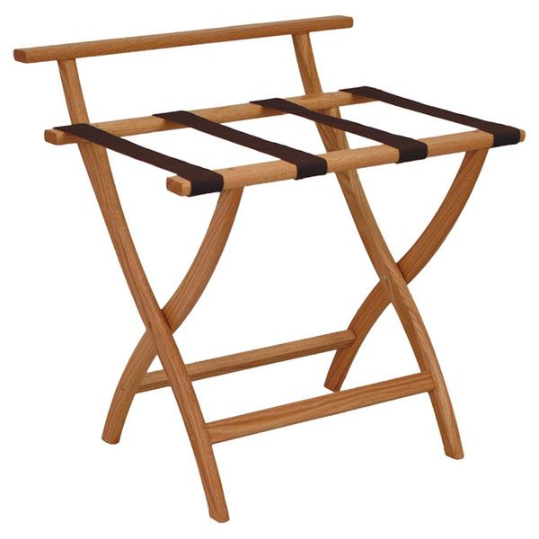 Wall Saver Contour Leg Luggage Rack $45.84 | Wayfair.com