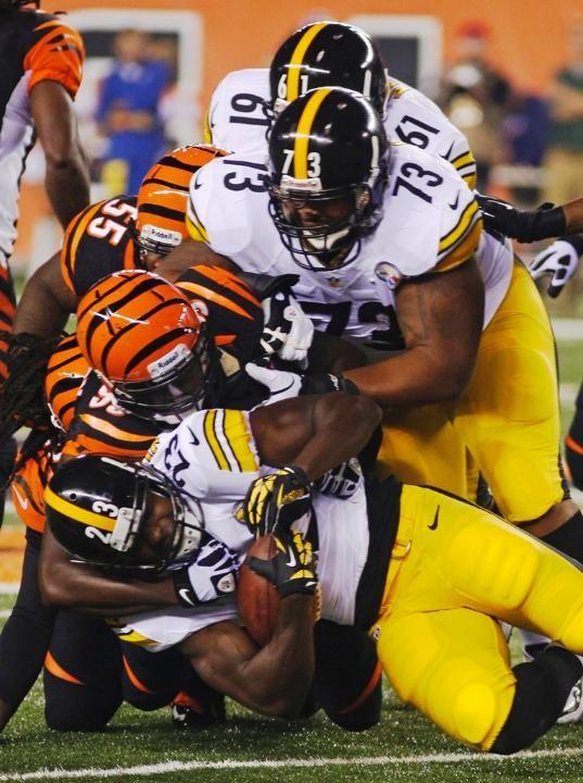 Bengals vs Steelers