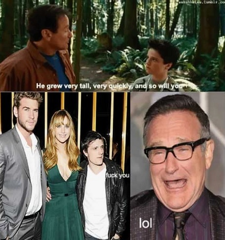 I love Josh Hutcherson but this is so funny