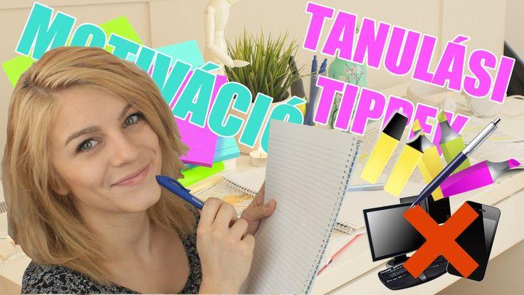 Tanulási Tippek + Motiváció ● FollowAnna - YouTube