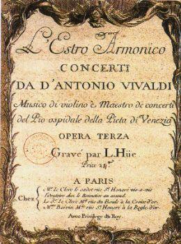 ANTONIO VIVALDI.....OPUS 3.....ESTRO ARMONICO.....WIKIPEDIA....