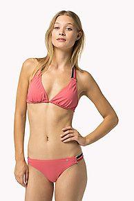 Shoppen Sie Bikini und erkunden Sie die Tommy Hilfiger Bademode für Damen. Kostenlose Lieferung & Retouren. 8719253109829