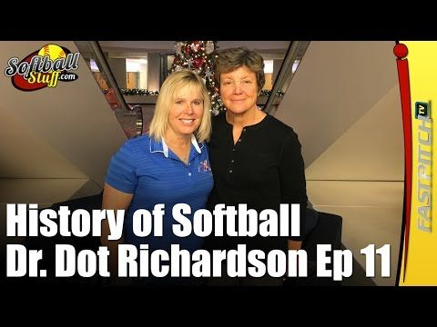Welcome to part 11 in my series on the History of Softball with Dr. Dot Richardson. On this episode Dot talks with legendary Michigan softball head coach Carol Hutchins. Sponsored by http://SoftballJunk.com/