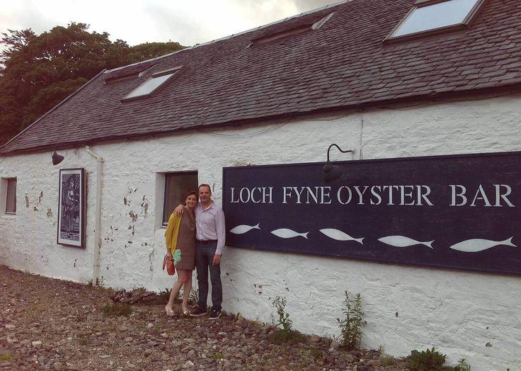 The original Loch Fyne restaurant - been here!