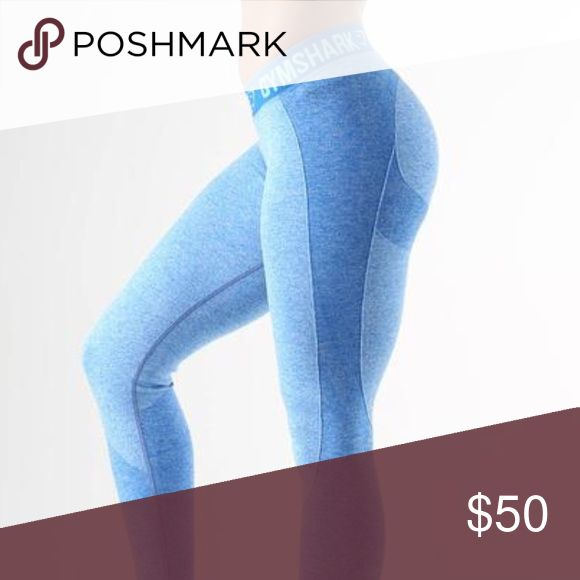Gymshark v3 blueberry leggings small Size small BRAND NEW! Fit just not for me. Will consider trades for used lulu align leggings size 4 gymshark Pants