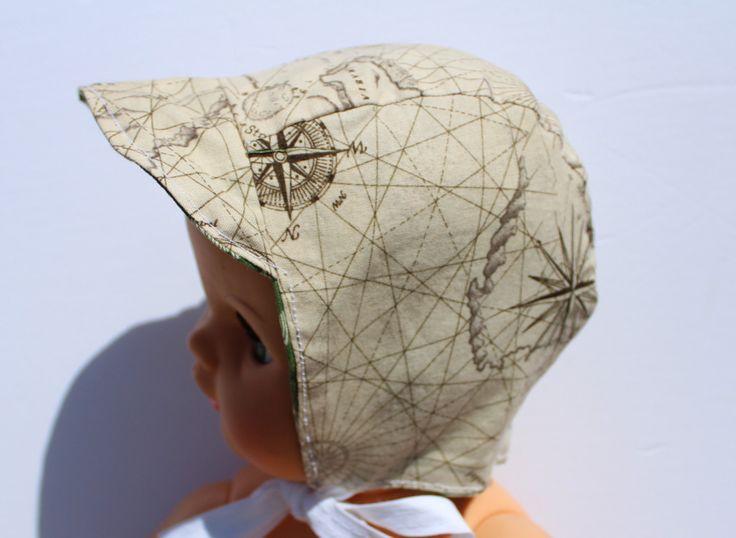 Chapeau aviateur garçon,chapeau automne,chapeau 0-3mois,bonnet…