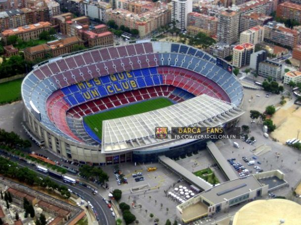 Camp Nou :: Home of FCB
