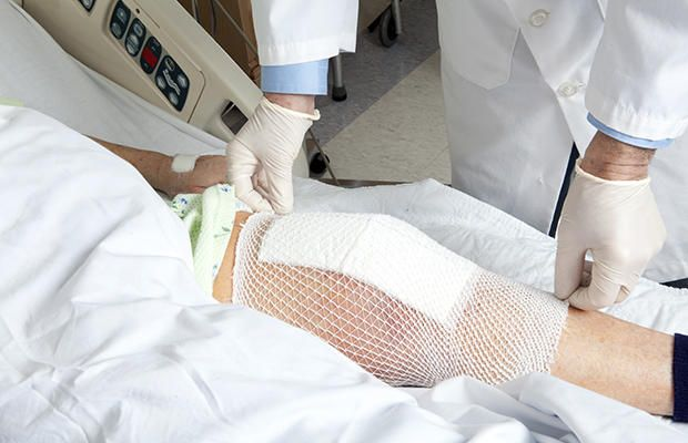 9 Things No One Ever Tells You About Getting A Knee Replacement  http://www.prevention.com/health/knee-replacement?cid=soc_Prevention%2520Magazine%2520-%2520preventionmagazine_FBPAGE_Prevention__