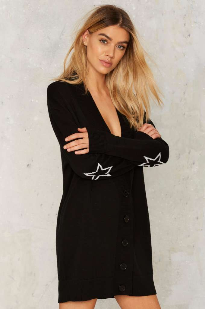 Nasty Gal Wish Network Star Sweater | Shop Clothes at Nasty Gal!