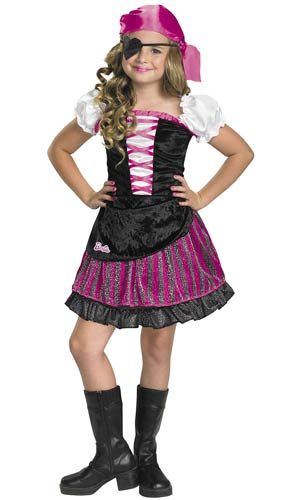 Come sail away and enjoy the new journey with this fun little pirate! Barbie High Seas Pirate Kids Barbie Costume for Girls includes a dress with white ...  sc 1 st  Pinterest : pirate kids costumes  - Germanpascual.Com