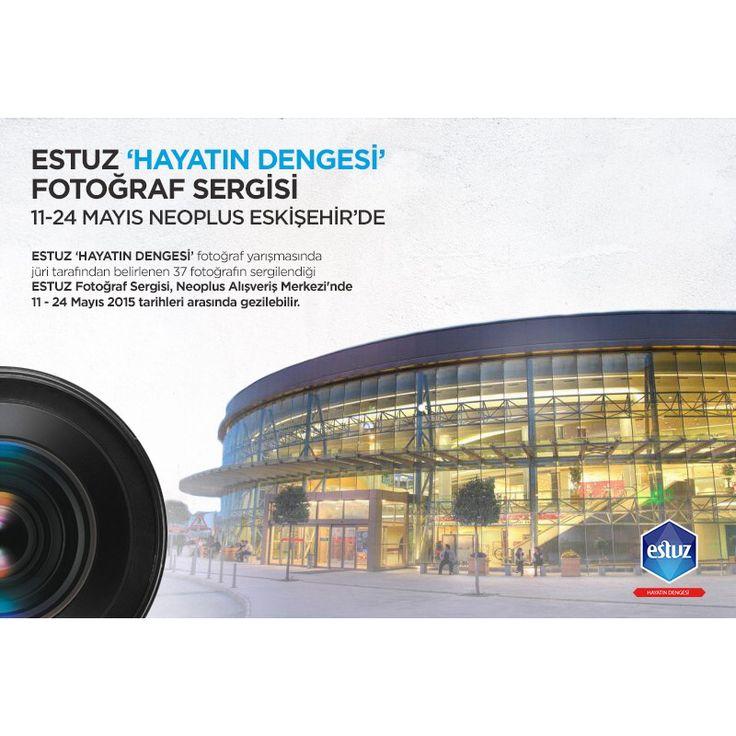 #hayatındengesi fotoğraf sergisi 11-24 Mayıs tarihlerinde NeoPlus Eskişehir'de...