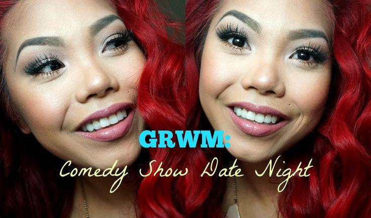 GRWM: Kevin Hart Comedy Show Date Night!  Youtube Channel: teaseblendglam
