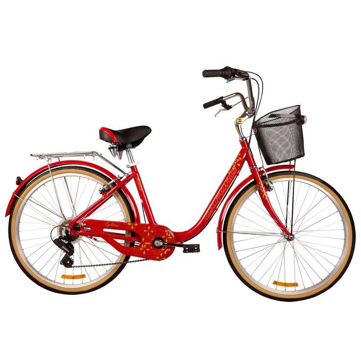 Oxford Bicicleta Aro 26 - Mujer