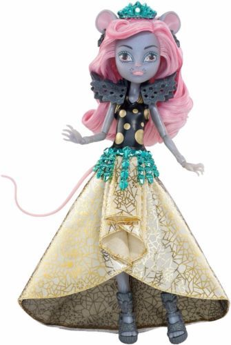 Monster High Boo York Gala Ghoulfriends Mouscedes King Doll New