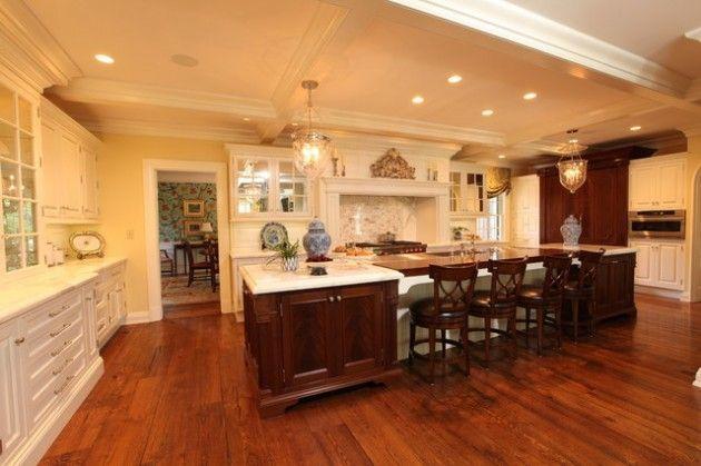 19 schlanke große offene Küche Design-Ideen für alle | Dekoration Blog