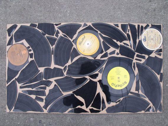 Best 25 vinyl record art ideas on pinterest vinyl for Vinyl record craft projects