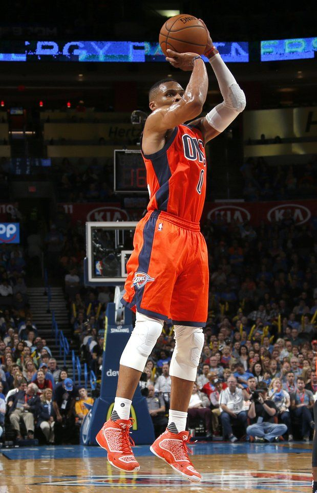 during the NBA basketball game between the Oklahoma City Thunder and the Phoenix Suns and the Chesapeake Energy Arena, Sunday, Nov. 8, 2015. Photo by Sarah Phipps, The Oklahoman
