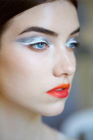 Backstage Confidential: Christian Dior Fall 2012 Couture - The Future Perfect Designed by Dior creative director of makeup Tyen