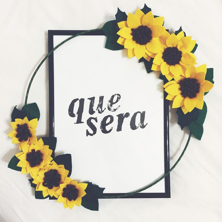 Que Sera. NEW HANDPRINT PRINT. Lino Cut typography. Available online now at www.sunflowerlab.com.au