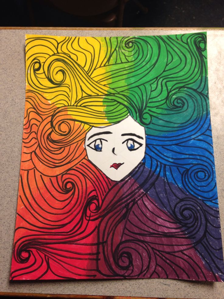 Color Wheel Project By Tyleramato On DeviantART
