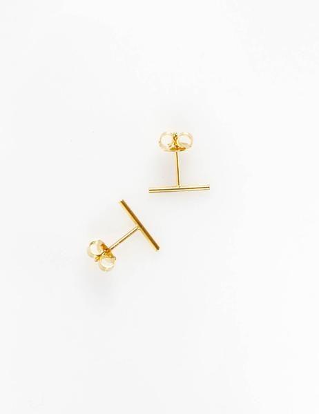 Bar Earring Gold