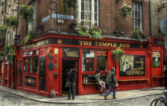The Temple Bar - Dublin, Ireland (Explored) | Flickr - Photo Sharing!