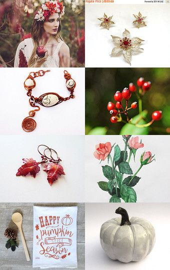 Hello Autumn! by Blanka on Etsy--Pinned with TreasuryPin.com