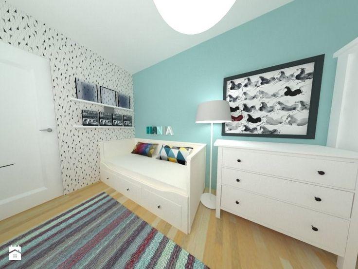 Pokój 10-latki - zdjęcie od Renee's Interior Design - Pokój dziecka - Styl Nowoczesny - Renee's Interior Design