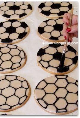 how to make a soccer ball worlde