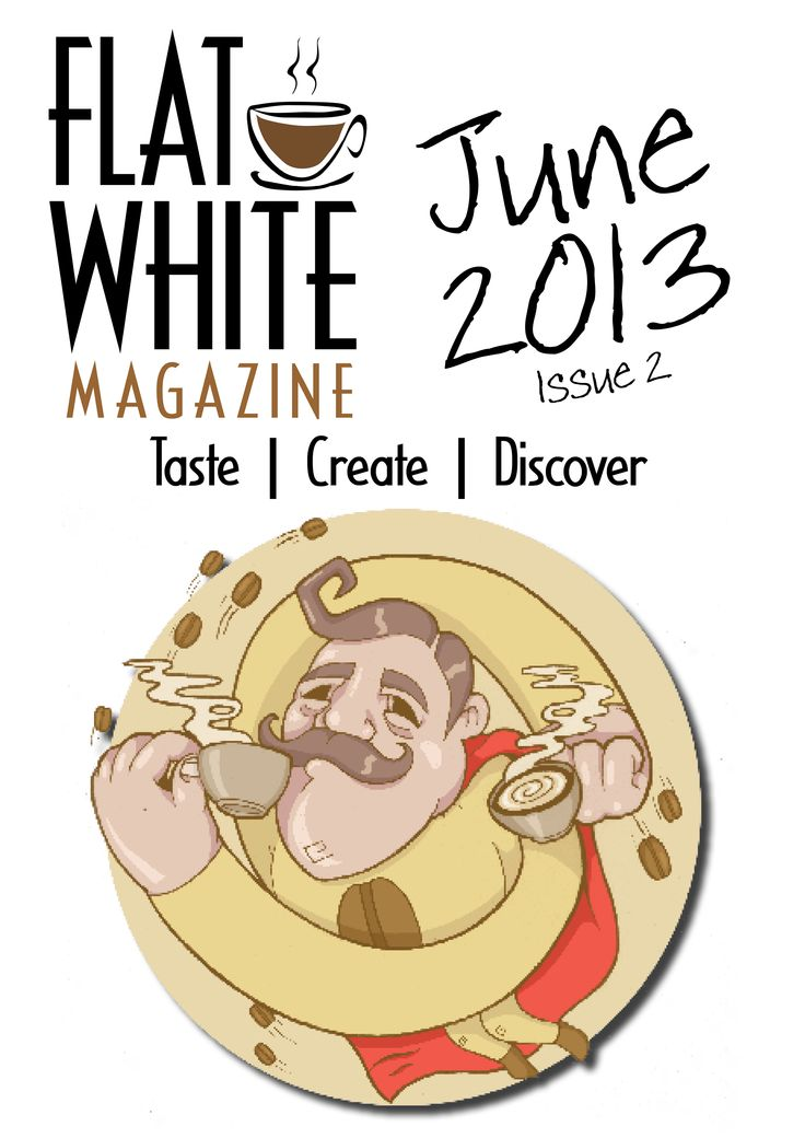 Flat White Magazine Issue 2