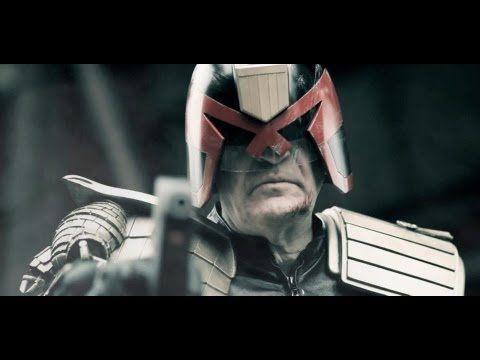 Judge Minty fan video. It rocks! Go watch this and watch Dredd with Karl Urban!